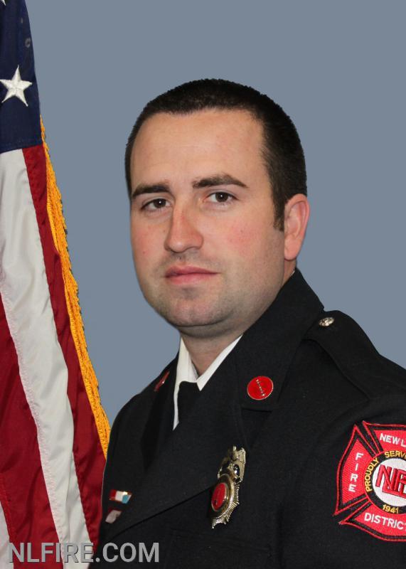 Battalion Chief Ryan Hall